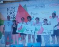 CARRERA RUN CANCER